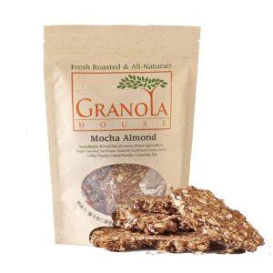 [小麥的家] 摩卡杏仁果麥脆片 (160g/袋)