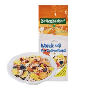 [德國Seitenbacher] 活力水果堅果穀物 (454g/包)