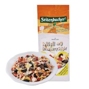 [德國Seitenbacher] 草莓饗宴綜合穀物 (454g/包)