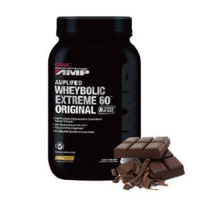 [GNC] AMP超能飲品 -巧克力(3磅/罐)