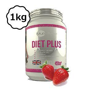 [英國 Myo-Band] Diet Plus 蛋白粉-草莓 (1kg/罐)