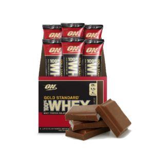 [美國 ON] 黃金比例乳清蛋白六入組-雙倍巧克力(30.4g/包*6)