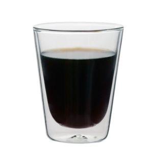 [iLoveGlass] 雙層隔冰熱玻璃咖啡杯(200ml)