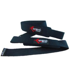 [Lexports] 健身高拉力帶-強力止滑版-黑色
