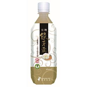 [清淨生活] 有機原味銀耳露(360ml/瓶)