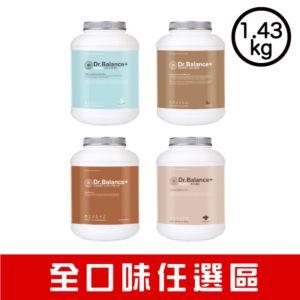 [韓國 Dr. Balance+] 乳清蛋白(1.43kg/罐)