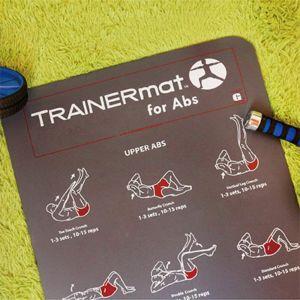 [美國 TRAINERmat] 核心肌群訓練墊 for Abs