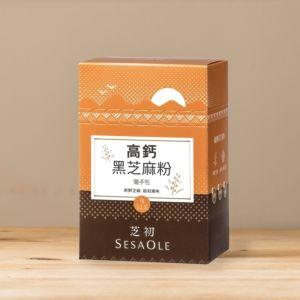[芝初] 高鈣黑芝麻粉隨手包 (7g*12包)