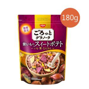 [日清 Nissin] 地瓜栗子南瓜 (180g/包)