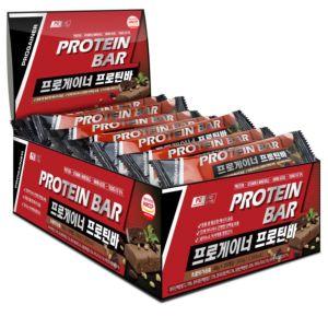 [韓國 Progainer] 蛋白棒 (40g*20條/盒)
