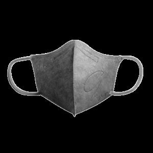 [:dc® 克微粒] 奈米薄膜可水洗立體口罩L (成人-灰色灰耳戴)6片/盒