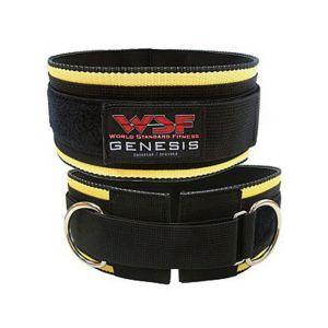 [加拿大 WSF] 負重腰帶-含鐵鍊 XL