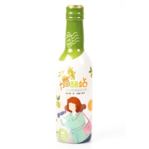 [加醋站] 梅子即飲醋(300ml/瓶)