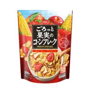 [日清 Nissin] 什錦水果早餐玉米片(200g/袋)