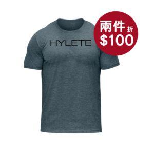 [美國 Hylete] 訓練短袖-靛藍