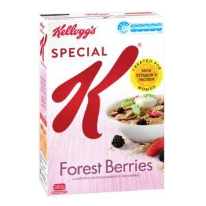 [家樂氏] Special K 森林野莓香脆麥米片 (380g/盒)
