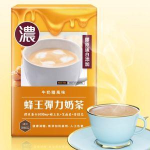 [UDR] 蜂王彈力膠原奶茶 (牛奶糖風味/1盒)