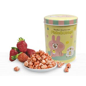 [AMANDIER] 卡娜赫拉的小動物爆米花(草莓) (130g/罐)