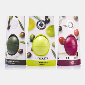 [La Chinata] 天然護唇球三件組(每款各一)