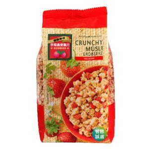[德國BZ] 草莓燕麥脆片 (375g/包)