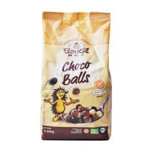 [德國 BauckHof] 有機巧克力無麩質早餐球 (300g/包)