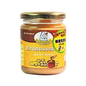 [德國Eisblumerl] 德國蜂蜜花生醬 (250g/罐)