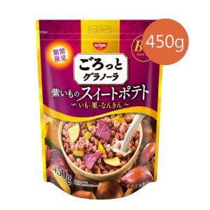 [日清 Nissin] 地瓜栗子南瓜麥片 (450g/包)
