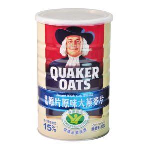 [桂格] 原片原味大燕麥片 (800g/罐)