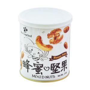 [蜜蜂工坊] 蜂蜜愛堅果(200g/罐)