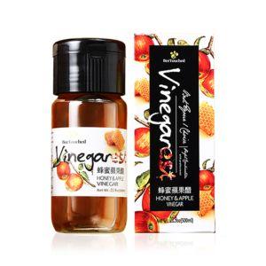 [蜜蜂工坊] 蜂蜜蘋果醋 (500ml/罐)