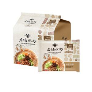 [老鍋米粉] 香菇肉燥風味純米米粉 (60gx4包)