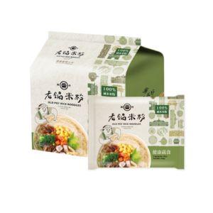[老鍋米粉] 健康蔬食風味純米米粉 (60gx4包)