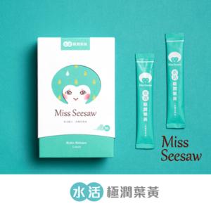 [MissSeesaw] 水活極潤葉黃素 (30包5g/包)