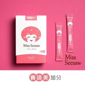 [MissSeesaw] 賽洛美加分 (30包5g/包)