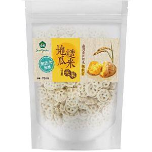 [薌園] 地瓜糙米米果 (70g/袋)