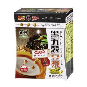 [薌園] 黑五穀豆漿 (6入/盒)