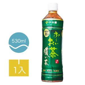[伊藤園] 濃味綠茶 (530ml)