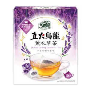 [3點1刻] 直火烏龍薰衣草茶 (18入x2.5g)
