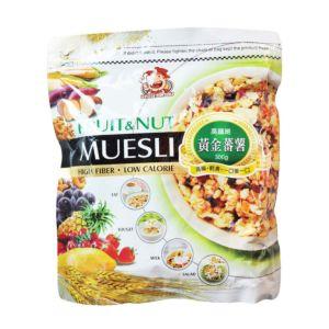 [大頭叔叔] 黃金蕃薯穀物水果麥片 (300g/包)