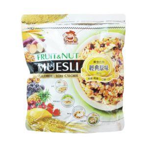 [大頭叔叔] 經典原味穀物水果麥片 (300g/包,含草莓乾)