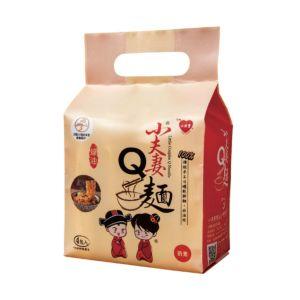 [小夫妻]小夫妻Q麵-蠔油(103g/包、4包/袋)