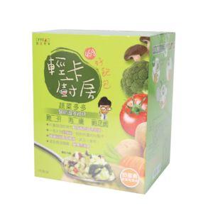[輕卡廚房] 蔬菜多多好飽包 (7包x45g)