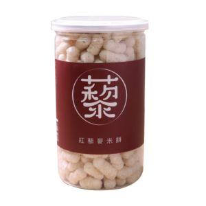 [Let's Saga] 紅藜麥米餅 (35g)