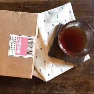 [好日X好食] 手工玫瑰黑糖 (38g*8顆/盒)