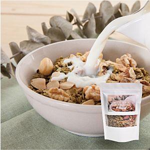 [午後小食光] 日式煎茶烤麥片 (200g/包) {賞味期限: 2019-02-18}
