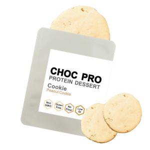 [查克派] 花生蛋白質餅乾 (12g/袋)
