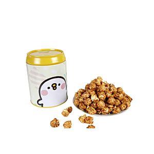 [AMANDIER] 卡娜赫拉的小動物-P助焦糖爆米花鐵罐 (100g/罐)