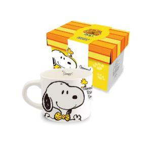 [Snoopy] 史努比領結湯杯 (420ml)