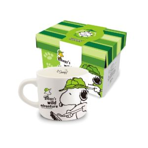 [Snoopy] 史努比 麥片/湯杯 (420ml)