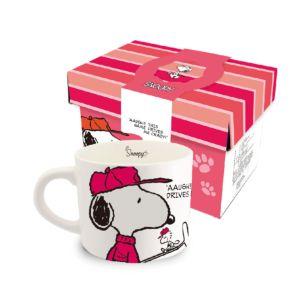 [Snoopy] 史努比高爾夫湯杯 (420ml)